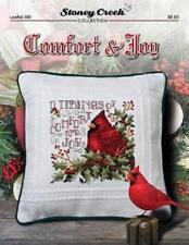 Comfort & Joy by Stoney Creek LFT380 pattern