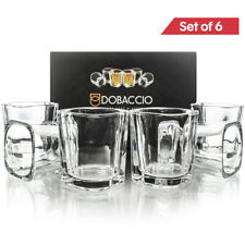 Square Shot Glasses Cube Shooting Drinking Glass Tequila Vodka Whiskey Party Cup