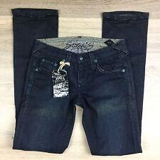 Stitch's Maya Borac Stretch Straight Women's Jeans Size 27 NWT RRP $420 (FF6)