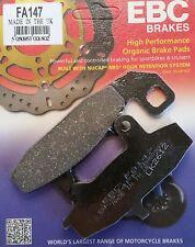 EBC/FA147 Brake Pads (Front) - Suzuki DR650 RS, DR750 Desert, DR800 DR BIG