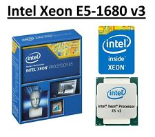 Intel Xeon E5-1680 v3 SR20H 3.2 - 3.8 GHz, 20MB, 8 Core, LGA2011-3, 140W CPU