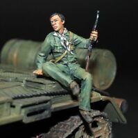 Resin 1/35 Viet Cong Tank Rider Nam War unpainted unassembled BL339