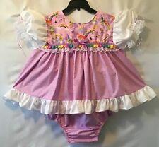 Adult Baby Sissy~FAIRIES & RAINBOWS Baby Girl Play/Diaper Set~Lovie_n_Me