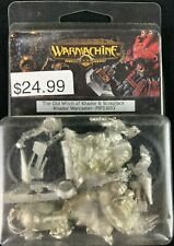 The Old Witch of Khador & Scrapjack - Khador - PIP33033 - Warmachine