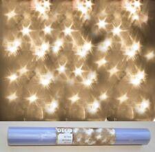 Lichteffekt Folie 3D Effekt Stern Sterne Hologramm Led Lichterkette Bastelfolie