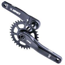 DMR Axe LE Crank | Negro | | | Conjunto De Manivela de Bicicleta de Montaña Ciclismo