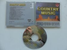 CD ALBUM  Country music Originals JIMMY RODGERS HANK WILLIAMS ROY ACCUF