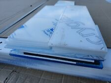 Acrylic Offcut 10kg of Perspex Craft Model Making mainly Clear film both sides.