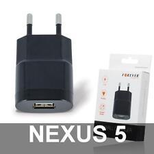 Chargeur Secteur USB 1A pour LG NEXUS 5