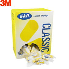 Pairs of Classic Foam Ear Plugs (FREE UK P&P)