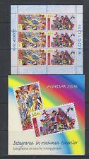 Europa Cept 2006 Moldova booklet  ** mnh (A1750)