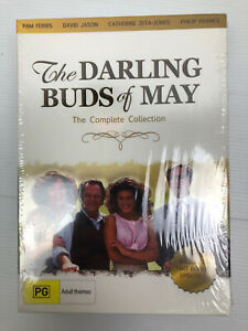 THE DARLING BUDS OF MAY The Complete Collection 6 Disc DVD Set