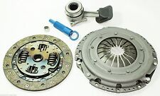 CLUTCH KIT AND SLAVE BAHNHOF HD FOR 2000-2004 FORD FOCUS 2.0L DOHC 4 Cyl