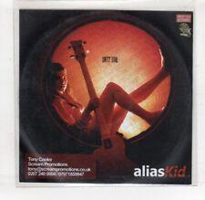 (HS672) Alias Kid, Dirty Soul - 2015 DJ CD