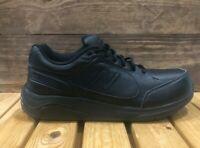 New Balance Walking Sneakers - Black - Men's Shoes Size 11.5 4E Wide - MW928BK