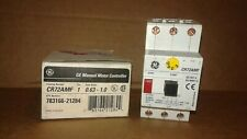 General Electric CR72AMF Motor Controller - New in Box