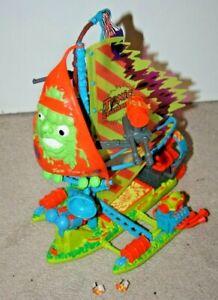 Vintage - Toxic Crusaders - Turf Surfer - Playmates Toys - Loose