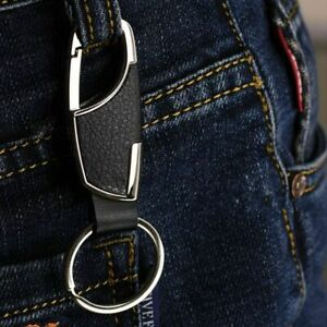 1x Men's Fashion Creative Metal Car Keyring Keychain Key Chain Ring Keyfob Gift