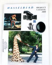 Hasselblad Product Catalog 2000