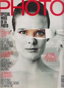 FRENCH PHOTO MAGAZINE  - KENNEDYS FAMILY PHOTOS - CHUNNEL - NOV 1990 N278