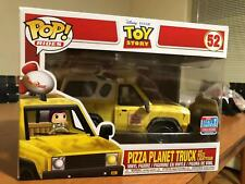 Funko POP #52 Rides Box Lunch Toy Story Pizza Planet NYCC 2018 Exclusive Sticker