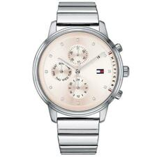 Brand New Tommy Hilfiger Blake 1781904 ladies Pink Face Watch Chronograph