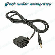 VW Volkswagen Seat Skoda AUX-in Input Adapter for iPod iPhone MP3 Player