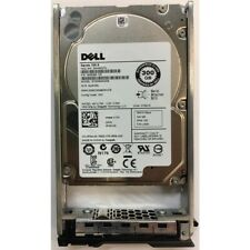 "Dell 300GB, 10K RPM, SAS, w/ tray, 2.5"" - ST300MM0006"