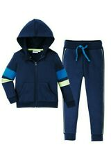 Jungen Trainingsanzug Hoodie Hose Kapuzenpulli Outfit 2tlgSet wie neu Impidimpi