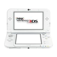 Nintendo 3DS XL - Pearl White  NEW 3DS XL White Brand New Seal