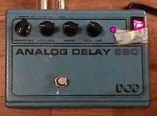 VINTAGE DOD 680 ANALOG DELAY...WORKS & SOUNDS GREAT!!