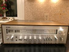 Vintage Yamaha CR-800 Stereo AM/FM Receiver Perfect Working Condition