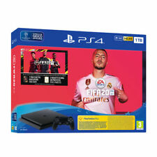 CONSOLE PS4 PLAYSTATION 4 1TB + FIFA 20 NUOVA GARANZIA 2 ANNI