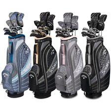 Nuevo Callaway Solaire 18 completa Ladies Golf Paquete Juego - 11 Piezas - 2018