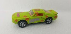 Scooby-Doo Daphne '68 Ford Mustang Racing Champion Diecast 1:64 Green 2-Door Car