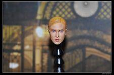 1/6 Hot Heart Terminator 3 T-X Terminatrix Kristanna Loken Head For Hot Toys
