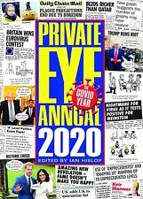 Private Eye Annual: 2020 by Ian Hislop Hardback