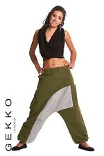 HAREM PANTS, ALADDIN TROUSERS, YOGA TROUSERS, GEKKO pants, MENS HAREM TROUSERS