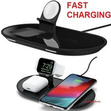 Mophie 3 in 1 Wireless Charging Pad Apple iPhone 12 mini charger base station