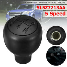 5 Speed Gear Shift Knob Shifter For Ford Ranger F150 F250 F350 Bronco E-150