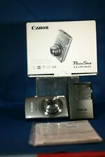Canon PowerShot ELPH 160 20 MP 8X Zoom Digital Camera (Silver) Store Display