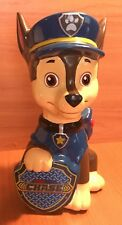 Nickelodeon Paw Patrol Chase Ceramic Coin Bank 2015