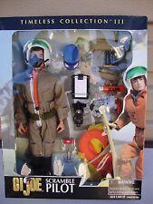 G. I. Joe Timeless Collection 3 Scramble Pilot