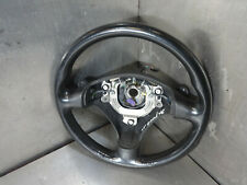 Audi TT 8N 1998-06 MK1 3.2 V6 R32 auto DSG steering wheel leather 8N0419091G 25D