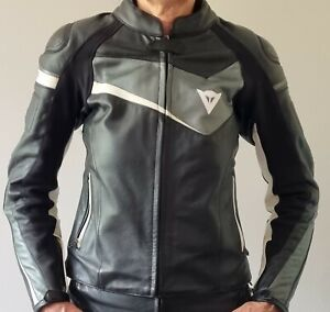Motorcycle Dainese ladies leather jacket