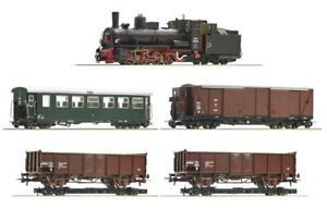 Roco 31032 5-tlg. Zugset: Dampflokomotive 399.06 mit Gmp, ÖBB