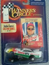 1998 WINNER'S CIRCLE  LIFETIME SERIES 1994 CHAMPIONSHIP JOHN FORCE CASTROL GTX