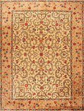 Tapis d'orient Semi Antique Tapis Persan Noués À La Main (385 x 292)cm N° 3467
