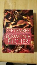 book. SEPTEMBER BY ROSAMUNDE PILCHER