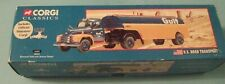 Corgi 56201 Diamond T620 & Skirted Tanker GULF Ltd Edition Scale 1:50